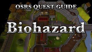 Biohazard Quest Guide 2017 Osrs ฟรวดโอออนไลน ดทวออนไลน