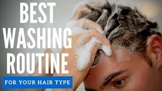 How To Wash Mens Hair - Shampoo And Conditioner Mistakes Guys Make