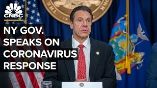 WATCH LIVE: New York Gov. Cuomo holds a news conference on the coronavirus outbreak - 4/9/2020