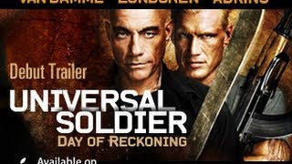 Jean Claude Van Damme - Official Trailer 2 - Universal Soldier Day Of Reckoning