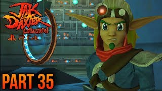 Jak and Daxter PS4 Collection 100% - Part 35 - (Jak 2: Renegade Platinum Trophy)