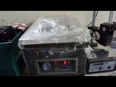 Table Top Vacuum Pack Machine