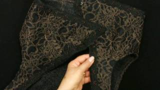 Sewing - Make A Dress - Part 5 - How To Sew Tutorials - Invisible Zip