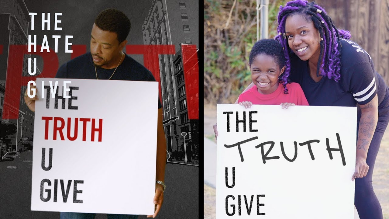 The Hate U Give - We Can #ReplaceHate