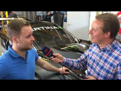 Patrick Assenheimer im Interview mit dem SWR3