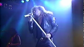Europe - Danger On The Track (Live in Solna, 1986)