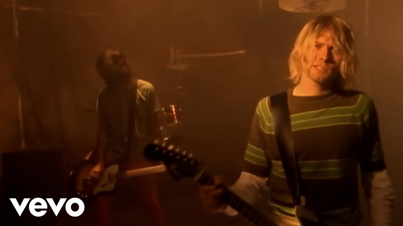 Nirvana - Smells Like Teen Spirit Maxresdefault