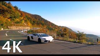 ほんとうの空へ続く道 (Road to The Sky) | 4K,Japan