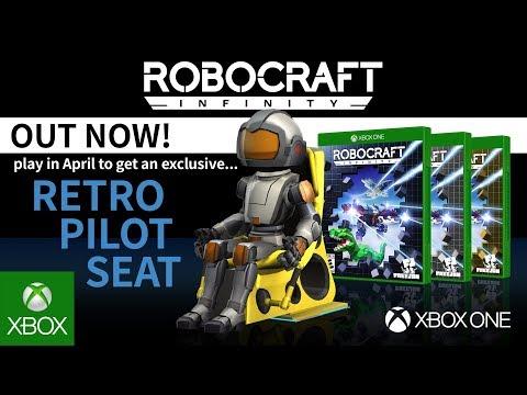 Robocraft Infinity Launch Trailer thumbnail