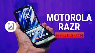Motorola Razr 2019 Hands-on: Is this a better foldable?