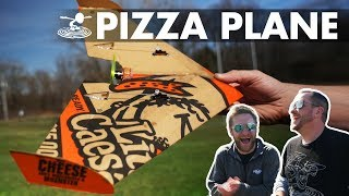 Airplane from a Pizza Box? - Video Youtube