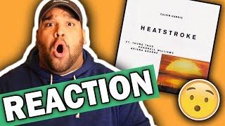 Calvin Harris - Heatstroke ft. Young Thug, Pharrell Williams, Ariana Grande [REACTION]