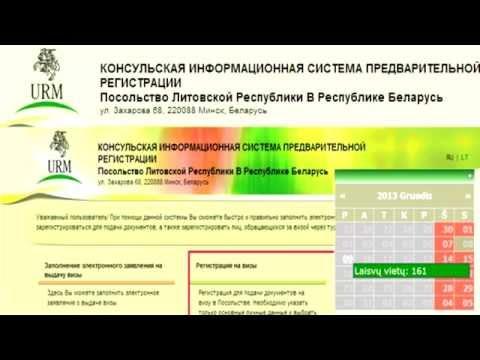 Польская виза за покупками