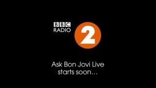 Jon Bon Jovi speaks to Jo Whiley on BBC Radio 2