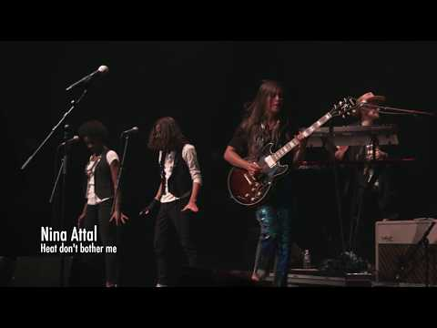 NINA ATTAL - HEAT DON'T BOTHER ME (live)