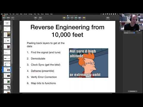 Reverse Engineering with SDR - YouTube