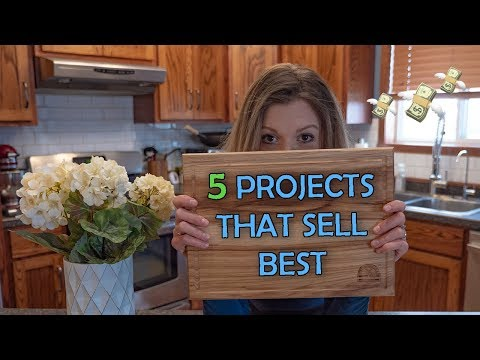 , title : '5 Projects That You Can Sell | Woodworking Business