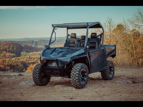2020 Intimidator 4 x 4 GC1K CREW 1000 TGB in Amarillo, Texas - Video 3