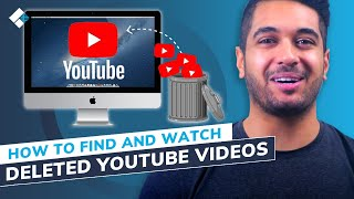 How to Find and Watch Deleted YouTube Videos? [4 Methods]