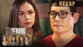 Romina starts to doubt Leon's identity | Kadenang Ginto Recap (With Eng Subs)