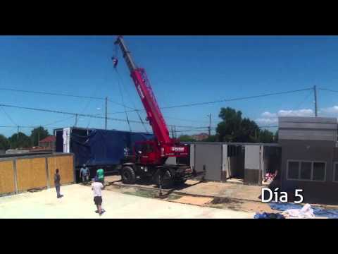 Ruca Panel Video Obra Cepla Sedronar - Director Rodrigo Barceló