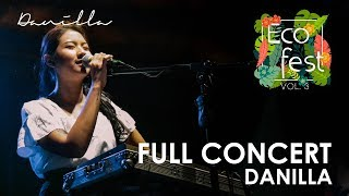 DANILLA   FULL CONCERT: ECOFEST VOL.3 : ROAD TO FLAWLESS