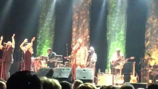 Ziggy Marley Fly Rasta tour
