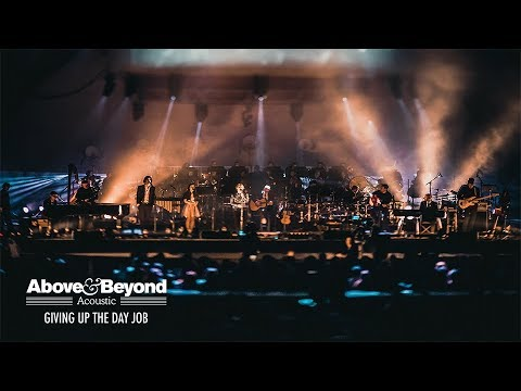 Above & Beyond Acoustic - Good For Me Feat. Zoë Johnston  (Live At The Hollywood Bowl) 4K - Above & Beyond