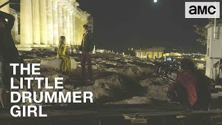 The Little Drummer Girl: 'Shooting at the Acropolis' Set Location BTS | NEW Miniseries