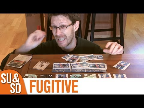 Shut Up and Sit Down Review - Fugitive