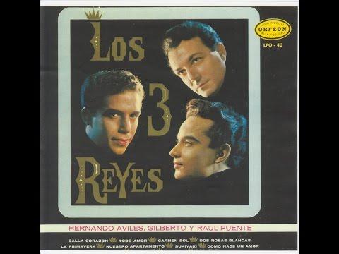 Los Tres Reyes 20 Éxitos Originales de 1964 Disco 2.