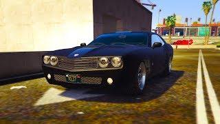 Обзор автомобиля: Bravado Gauntlet. АнтиДоминатор. GTA Online.