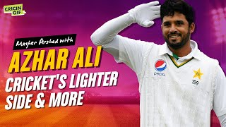 """Babar Azam is as good as any other batsman in the world"" - Azhar Ali"