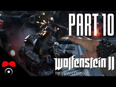 STREJDA ADOLF! | Wolfenstein 2: The New Colossus #10
