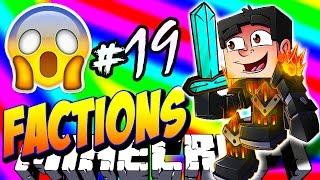 Minecraft FACTIONS VERSUS #19 'USING 230 STACKER CANNON!' - Treasure Wars S2