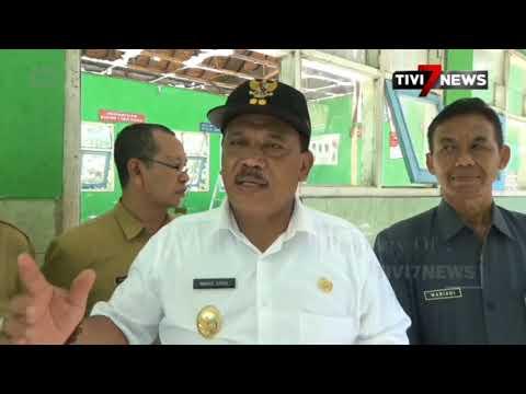 NGANJUK - Pemerintah Nganjuk Segera Renovasi Kelas Sdn 1 Babadan Yang Ambruk