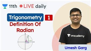 CBSE Class 11: Trigonometry L - 1 | Maths | Unacademy Class 11 & 12 | Umesh Sir - Download this Video in MP3, M4A, WEBM, MP4, 3GP