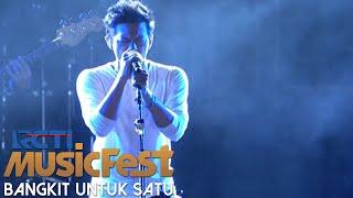Kerennya Noah Bawakan Lagu 'Ibu' [Music Fest Bangkit Untuk Satu] [16 Apr 2016]