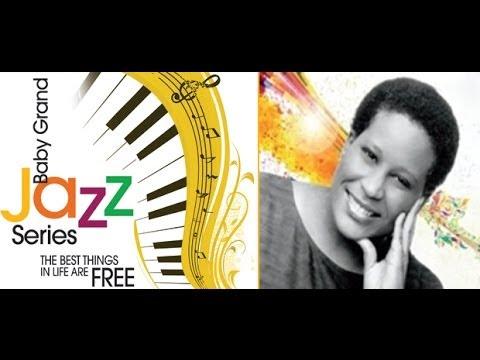 BABY GRAND JAZZ 2014 - Maxine Martin Trio