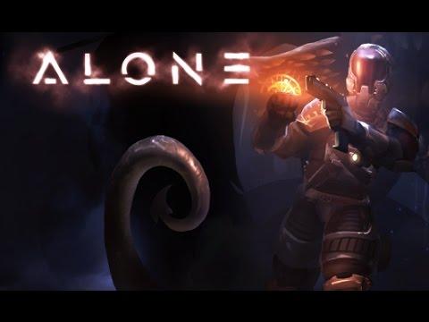 ALONE - Kickstarter Trailer (FULL)