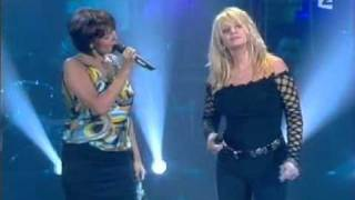 Bonnie Tyler & Kareen Antonn - Total Eclipse Of The Heart - 2004.02.21 (Full Video)