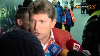 Стойчо Стоилов: Решението е мое, не мога да позволя да се гаврят с Литекс