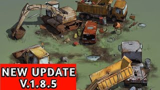 New UPDATE V.1.8.5 LAST DAY ON EARTH SURVIVAL