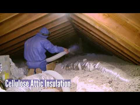 Attic Insulation Services Offered At Olympic Restoration Systems
