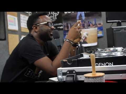 VJ Adams Interview w/ Dotun on Cool FM 96.9 | Skelewu Dance