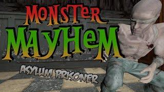 Monster Mayhem - Asylum Prisoner (Garry's Mod)