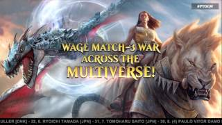 Pro Tour Oath of the Gatewatch Round 16 (Modern): William Jensen vs. Owen Turtenwald