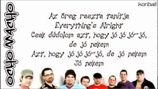 "Ocho Macho   Jó Nekem (magyar ""fél"" Karaoke) By Koribali"