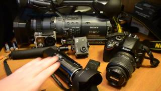 Фотоаппарат или видеокамера? Что лучше для видео и фото съемки?