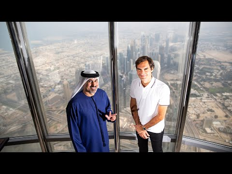 [Video]: On Top of the World with Roger Federer